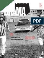 Revista Drama 4 - Dramaturgia Contempora