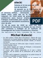 Michal Kalecki TDE
