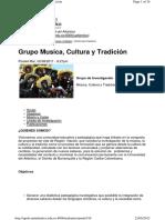 Music a Cultura