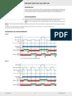 Relés de Nível Por Boia Tipos Jpx-126 e Dpx-126
