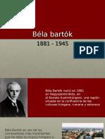 Bartók - live and music