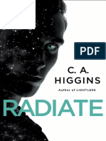 RADIATE by C.A. Higgins - 50 Page Friday