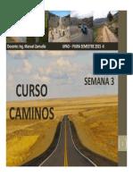 Upao Caminos Semana 3