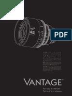 Vantage Catalog 2015