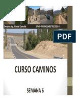 Upao Caminos Semana 6