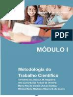 Apostila de Metodologia Cientificarevisado Daigramado Pronta Pra Grafica RECENTE(2)