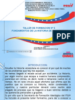 Taller Historia de Venezuela