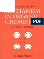 A Guidebook of Organic Reaction Mechanism by Peter Sykes.pdf