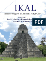 Tikal. Paleoecology of an Ancient Maya - Nieizv