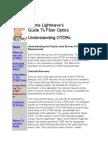 Understanding OTDR