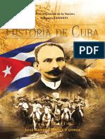 Historia de Cuba - Abreu Cardet