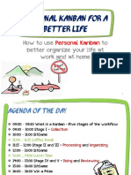 PMI Personal Kanban Workshop 20160709