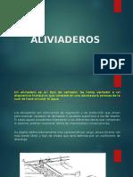 DIAPOSITIVAS-ALIVIADEROS