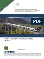 06.27.2016 Especificaciones Tren Toluca-df