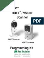 Scanner Duet - Vs800