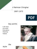 Abdul Rahman Chagatai