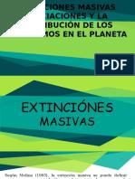 Extinciones_masivas_galciacion_distribucin_de_los Organismos_en El_Planeta.pptx