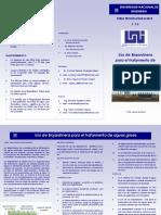 Brochure Biojardineras