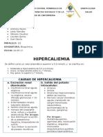 HIPERCALIEMIA