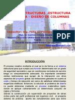 TIPOS DE ESTRUCTURAS –ESTRUCTURA APORTICADA – DISEÑO DE COLUMNAS.pptx