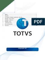 Manual de Integração Do TAF
