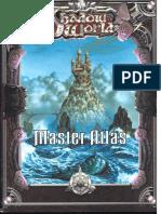 Rolemaster - Shadow World - Master Atlas - 4th Ed