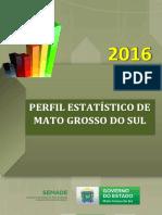 Perfil Estatístico de MS 2016 EM DADOS