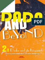 Elza Adamowicz Dada and Beyond Volume