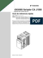 YASKAWA Variador CA J1000.pdf