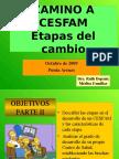3 Etapas Del Cambio y Pe