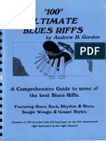 100 Ultimate Blues Riffs (Andrew D. Gordon).pdf