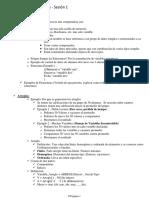 Estructura de Datos - Sesión 1 Docente