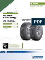 Michelin x Line Energy z d 315 80 Es