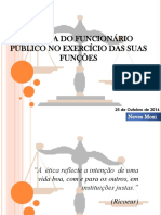 A Ética Do Funcionário Público No Exercício1
