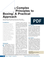 Complex Training for Boxing
