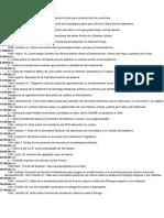 Indice Archivo Fundacion Francisco Franco