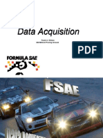Data Acquisition by Frank a Whiton