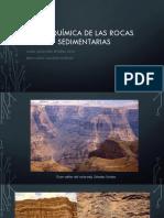 Geoquímica de Las Rocas Sedimentarias