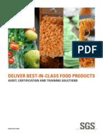 SGS AFL Audit and Certification A4 HR 2016