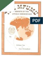 Richardson & Van - Mfumu - Secrets of the African Medicine Man