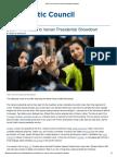 Data Firms React to Iranian Presidential Showdown