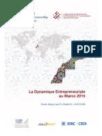 Maroc Rapport Gem 2015