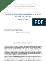 Manual Configuraci%C3%B3n de Revista en OJS