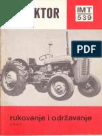 Rukovanje i Odrzavanje IMT-539.pdf