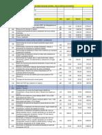 Presupuesto Constructora & Consultoria Rilop
