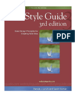 Web Style Guide 3rd-Ed