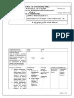 Guia Documentar Procesos y Procedimientos TH