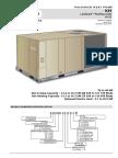 Paquete 7.5 - 10.0 Tons Heat Pump
