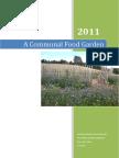 Instruction Booklet - School Veggie Garden