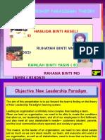 Cake Leadership Paradigmn
